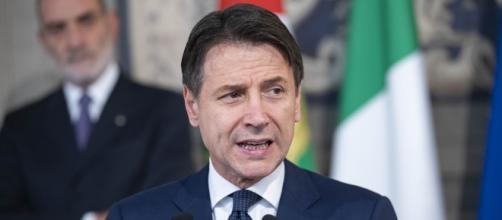 Giuseppe Conte al Quirinale indica la composizione della nuova squadra di ministri