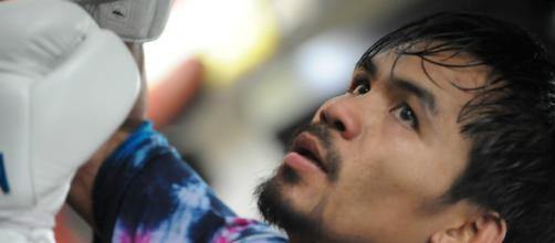 Manny Pacquiao is scheduled to fight next year against unnamed opponent – (Image Credit: Dan Johnson/Flickr)