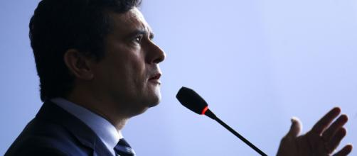O ministro da Justiça e Segurança Pública, Sergio Moro. (Marcelo Camargo/Agência Brasil)