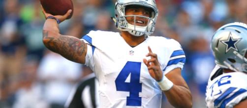The Cowboys need to get a deal done with Prescott and Cooper. [Image Source: Shawn/YouTube]