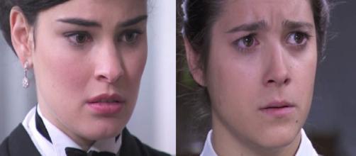 Una Vita, spoiler: Leonor apprende che la sua domestica Casilda è sua sorella