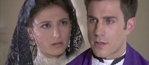 Anticipazioni Una Vita: Padre Telmo e Lucia saranno i protagonisti della quarta stagione