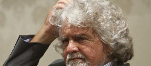 Beppe Grillo, il figlio indagato per abusi nei confronti di una modella