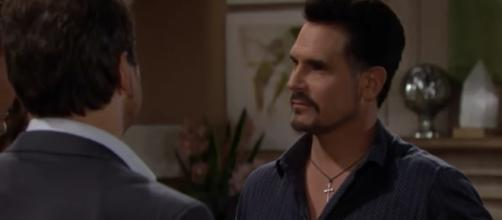 Bill and Ridge differ on what should happen to Thomas.(Image Source:CBS-YouTube.)