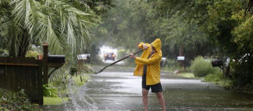 Debilitado huracán Dorian toca tierra en Carolina del Norte. - amqueretaro.com