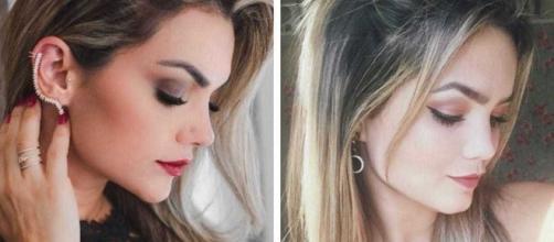 Kelly Key postou foto com a filha e semelhança impressionou. (Reprodução/Blasting News)