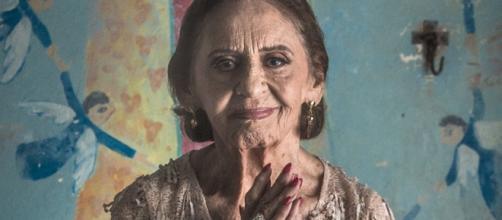Laura Cardoso será Matilde. (Reprodução/Rede Globo)