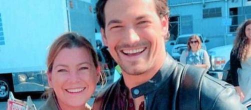 Grey's Anatomy 16 spoiler: tra Meredith e Deluca ci saranno molti 'fattori di stress'
