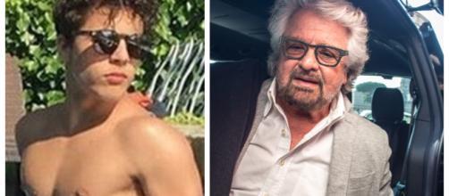 Porto Cervo, presunta violenza di gruppo: indagato il figlio di Beppe Grillo, Ciro