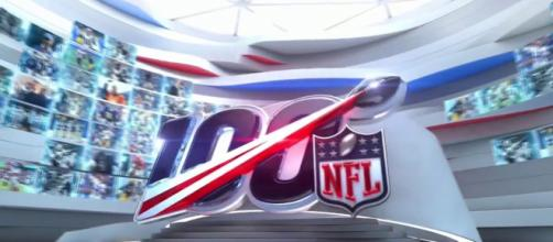 The NFL is celebrating their 100th season this year. [Image Source: sgkc2018/YouTube]