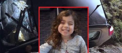 Tragedia nel bolognese, Aurora muore a 4 anni dopo esser precipitata in un burrone con la madre e la sorella