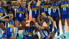 Europei Volley Femminile: oggi 7 settembre, semifinale Italia-Serbia su Rai 2 e Dazn