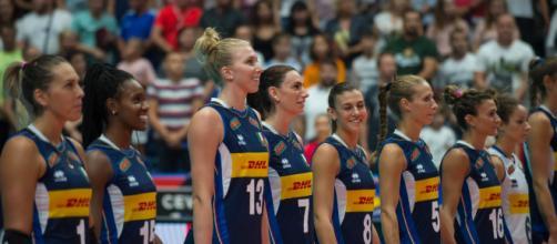 Campionato Europeo 2019: le azzurre a Lodz, mercoledì il quarto ... - federvolley.it