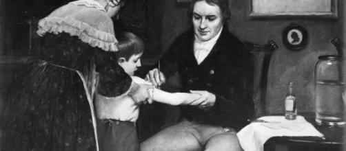 El científico inglés, Edward Jenner descubrió la vacuna contra la viruela. - venngage.com