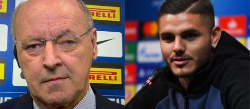 Inter, Marotta si cautela con Icardi