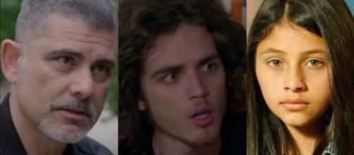 Un posto al sole, anticipazioni puntate dal 9 settembre: Mia non si trova, Franco e Vittorio la cercano.