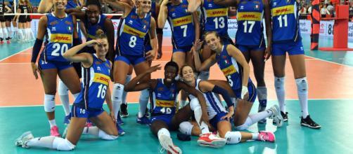 Volley Europei: Italia-Serbia, semifinale in diretta su Rai 2