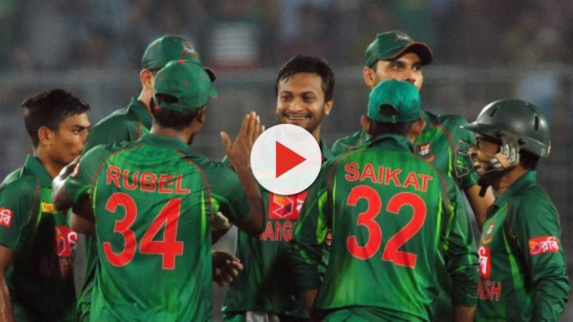 GTV live cricket streaming Bangladesh v Afghanistan only Test at Rabbithilebd.com