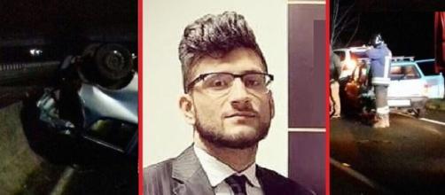 Lutto in Campania, Mauro perde la vita a 25 anni.
