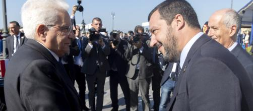 """Manovra, Salvini rassicura Mattarella: """"Puntiamo alla crescita ... - mesepermese.it"""