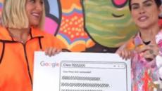 Filha de Glória Pires pede: 'comecem a me buscar no Google só como Cleo'