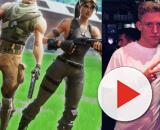 Tfue and Cloak are no longer teammates. Image Credit: Fortnite (1) Ingame screenshot - (1) Tfue YouTube channel