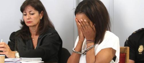 Ana Julia Quezada, autora confesa de la muerte de Gabriel Cruz. / EFE