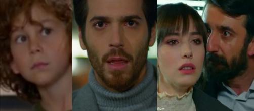 Bitter Sweet, anticipazioni: Hakan vuole uccidere Nazli, Deniz trova il registratore.