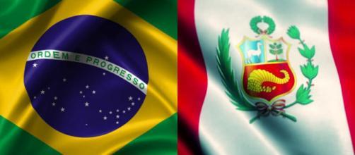 Brasil x Peru: transmissão ao vivo na TV Aberta e Fechada. (Fotomontagem)