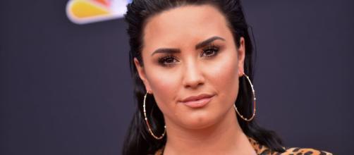 Demi Lovato postou foto de biquíni e sem retoques.(Arquivo Blasting News)
