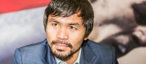 Manny Pacquiao has the case to be the best boxer ever - (Image Credit: AIBA BOXING/Flickr Photos)