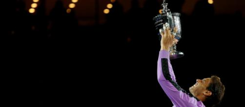Nadal: «Un jour inoubliable» - US Open - Tennis - lefigaro.fr