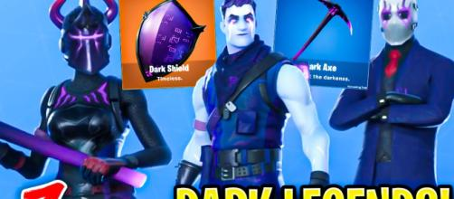 """The Dark Legends bundle is coming to """"Fortnite."""" Credit: Hypex / YouTube screencap"""