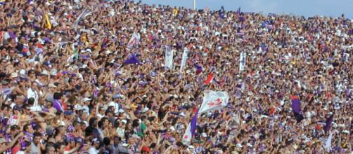 Tifoseria della ACF Fiorentina