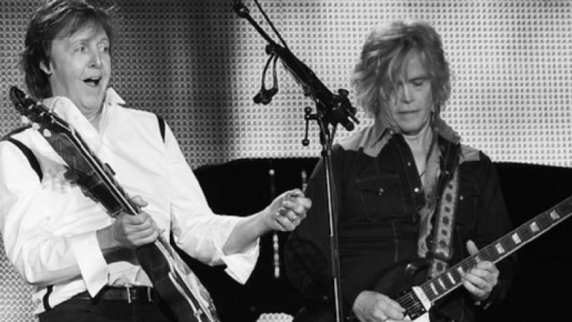 Paul McCartney hints at possible Glastonbury Festival return