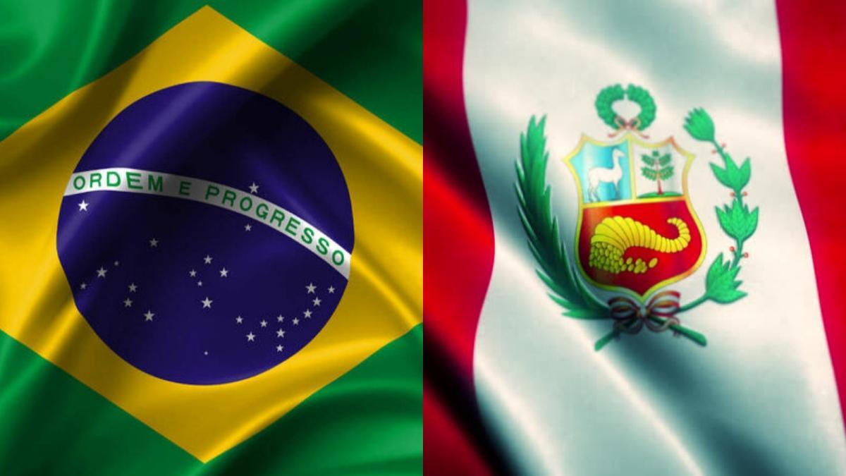 Resultado de imagem para Brasil Peru