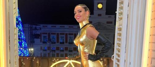 Cristina Pedroche y su sorprendente vestido de Campanadas 2020