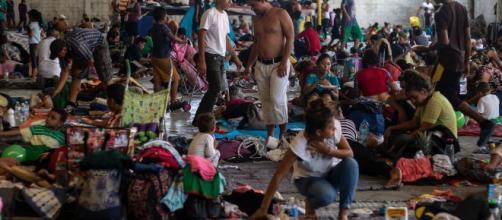 Los inmigrantes colapsaron los refugios mexicanos en 2019. - cnn.com