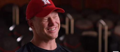 Satirical publication lists Scott Frost as among Iowa's most Googled personalities. Image credit:ESPN/Youtube screenshot