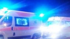 Catanzaro, incidente stradale fuori da una discoteca, cinque feriti: due gravi