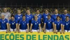 Itália vence seleção brasileira na festa do tetra