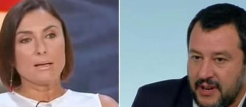 Alessia Morani critica Matteo Salvini