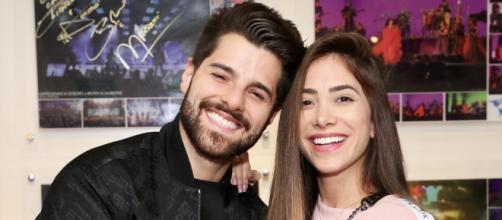 Alok e Romana já são papais, nasce filho do casal. (Arquivo Blasting News)