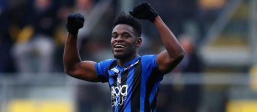 Atalanta, contro l'Inter potrebbe giocare Zapata dall'inizio