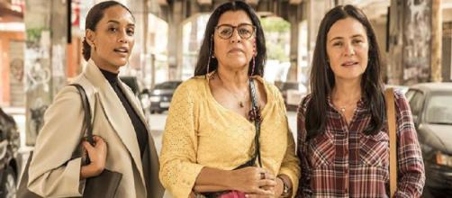 Baixo desempenho da novela e atrasos nas gravações estão gerando estresse na direção e no elenco. (Reprodução/TV Globo)