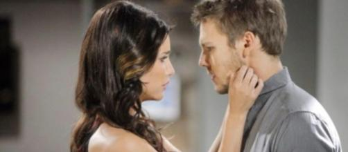 Beautiful, anticipazioni americane: Steffy bacia Liam