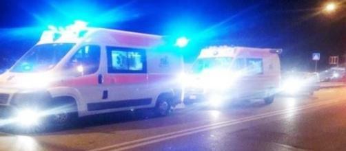 Calabria, feriti diversi ragazzi in un sinistro.