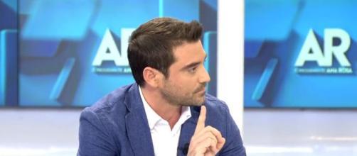 Javier Negre de vuelta en Tv, en AR