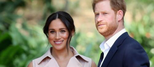 Meghan Markle y Harry deciden dar un paso atrás en la Familia Real.