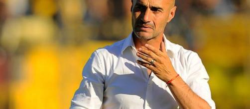 Paolo Montero, tecnico della Sambenedettese.